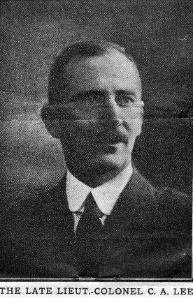 Charles Arthur Lee