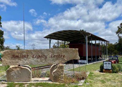 The Amiens Legacy Centre, Amiens, Queensland.
