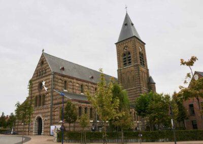 Saint Audomarus Church, Passchendaele, Belgium.