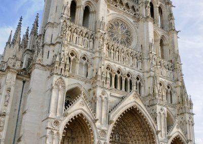 Amiens Cathedral, Amiens, France.