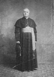 Monsignor Andre du Bois de La Villerabel, the Bishop of Amiens - The Western Front