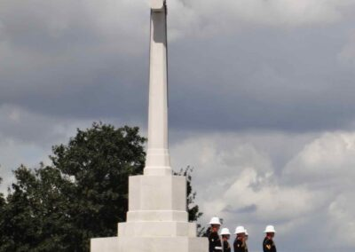 The Battle of Passchendaele Centenary Service, 31 July 2017