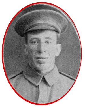 Private Edwin Hindmar