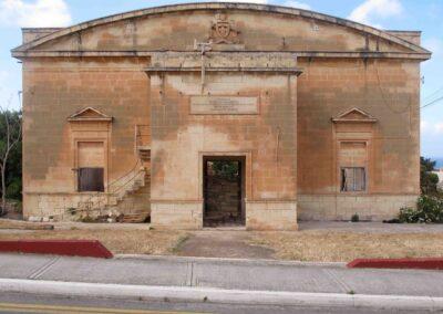 Australia Hall, Pembroke, Malta.